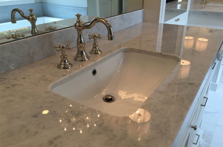 Bathroom Countertops Houston bathrooms – milestone countertops – quartz, granite, marble